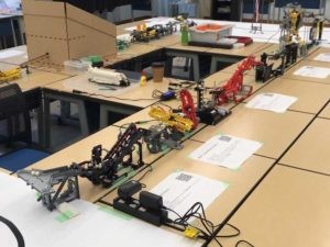 2018年九州工業大学工大祭LEGO展示